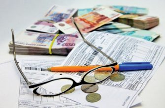 Долги россиян за коммунальные услуги выросли на 55 млрд.руб.