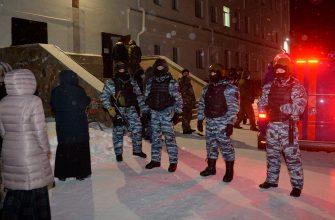 Следственный комитет проводит обыски в Среднеуральском женском монастыре