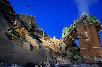 22 февраля объявлен днем траура из-за трагедии в Норильске