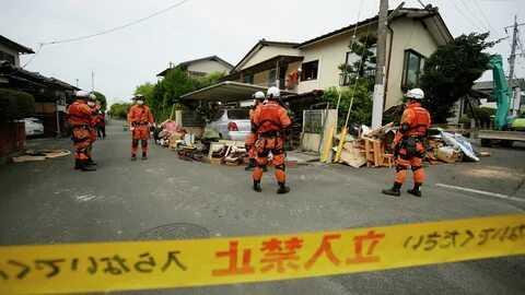 Что на данный момент известно о мощном землетрясении в Японии