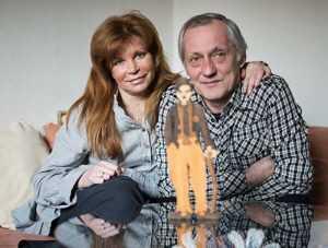 Бобрин взял в жены фигуристку Наталью Бестемьянов