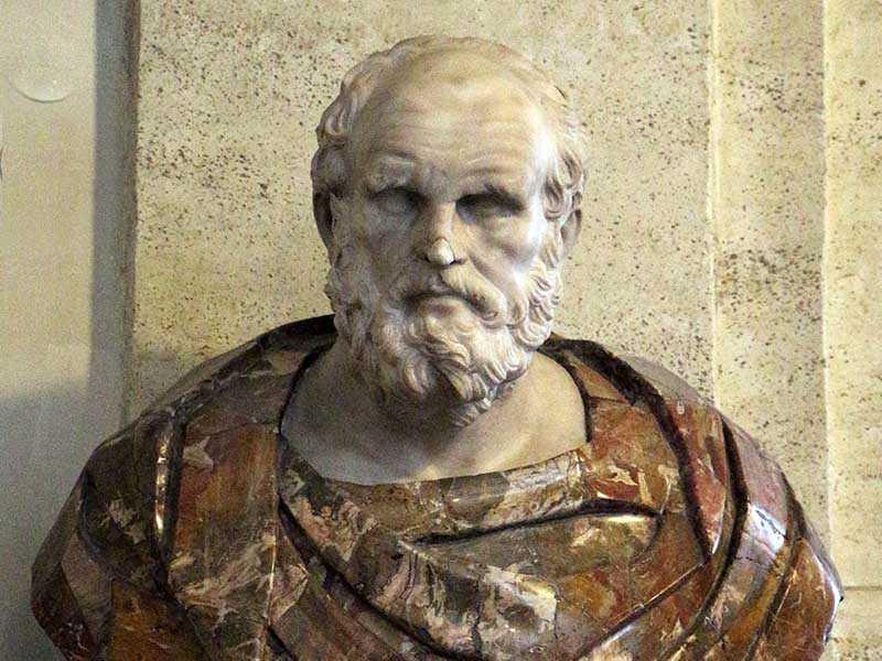 Диоген и Антисфен были последователями идеи отказа от всех излишеств