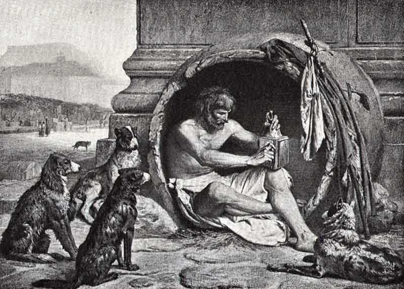 Мифы и правда о философе Диогене