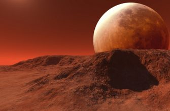 На Красной планете обнаружено новое вещество