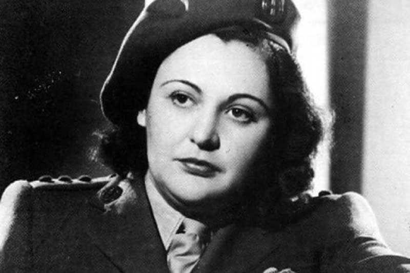 Нэнси Уэйк: журналистка, ставшая врагом фашистов