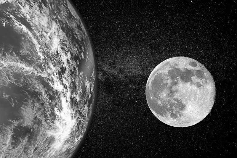 Как советский космический аппарат сделал первые фото обратной стороны Луны
