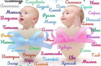 Женские имена, которые раньше были мужскими