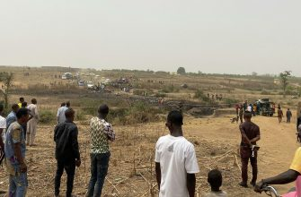 Крушение самолета в Нигерии: погибли 7 человек