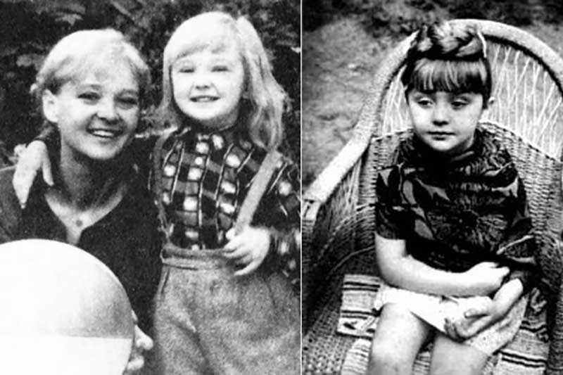 Гурченко хотела, чтобы дочь поступила в театральный институт, но Мария пошла против матери, отучившись на медика.