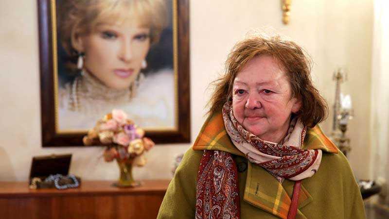 Людмила ушла из жизни в2011 году в 75-летнем возрасте, а уже спустя 6летумерла Мария