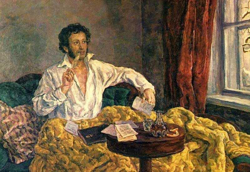 Пушкина присутствовало большое количество нецензурных слов.