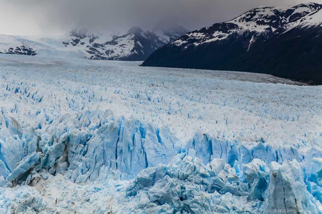 От Антарктиды отделился гигантский айсберг