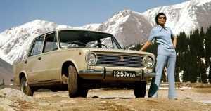 В Советском Союзе приобрести автомобиль – настоящая роскошь.