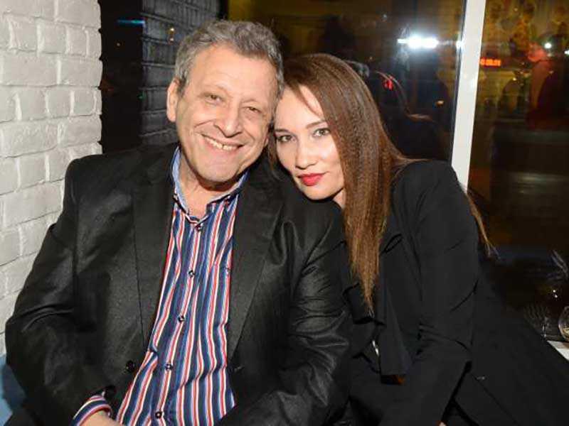 Третий раз Борис женился на Екатерине Белоцерковской