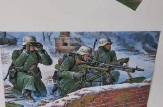 В «Магните» под Астраханью изобразили фашистов к 23 февраля