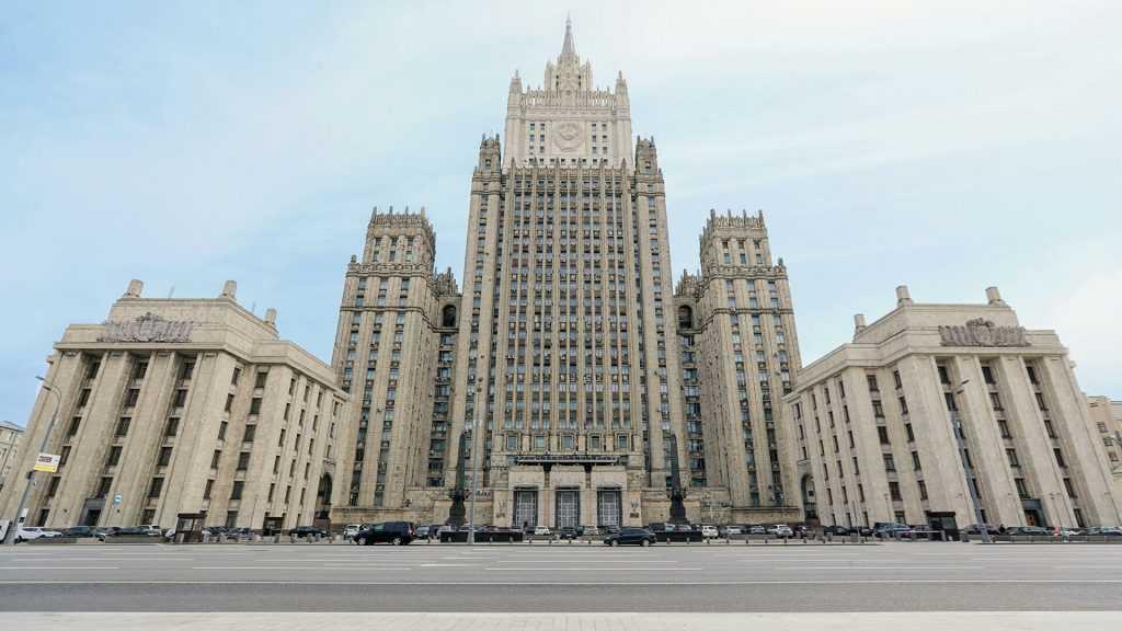 В МИД РФ отреагировали на блокировку российского контента американскими IT-компаниями