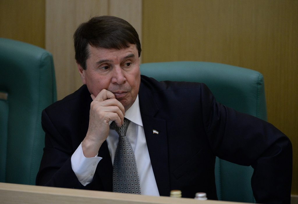 Совет Федераций отреагировал на просьбу украинского МИД предоставить доступ в Крым