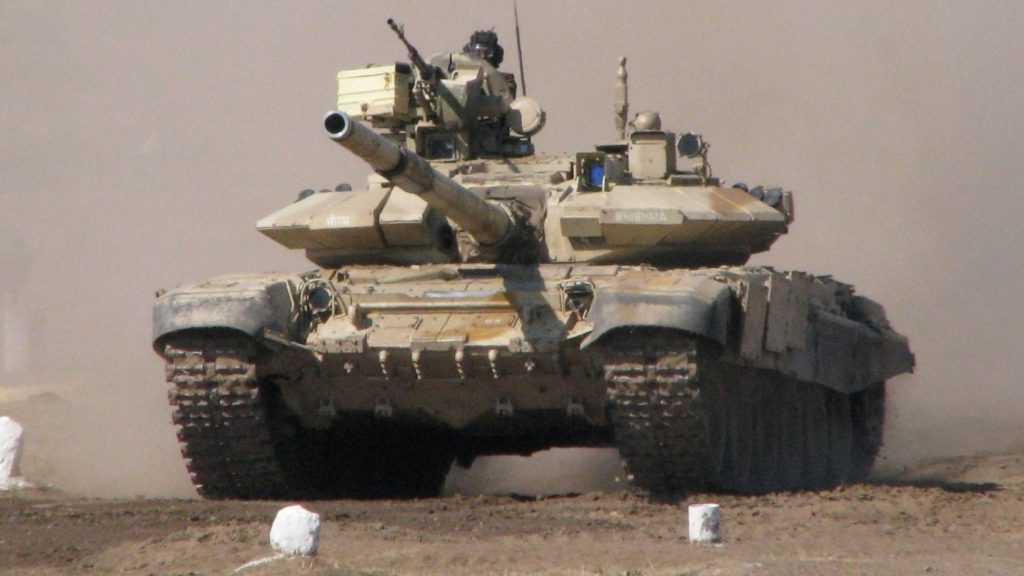 Великобритания признала, что российские танки лучше английских