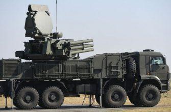 Российские ПВО отразили авиаудар Израиля по Дамаску