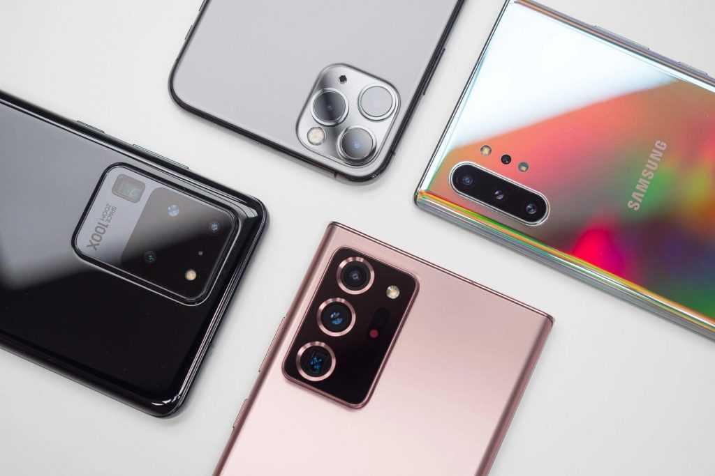 В Роскачестве назвали лучшие смартфоны начала 2021 года