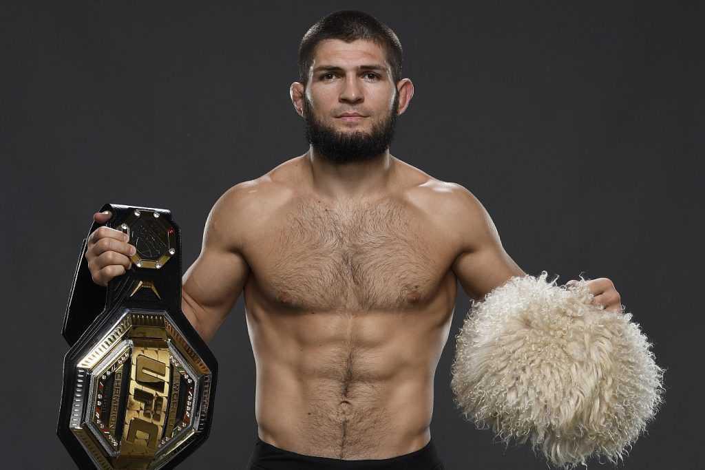 UFC отпустил Хабиба Нурмагомедова на пенсию