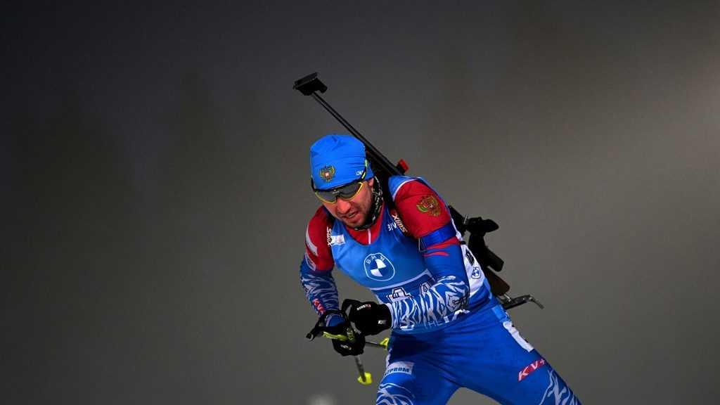 Российская мужская сборная по биатлону заняла 4-ое место в Кубке наций