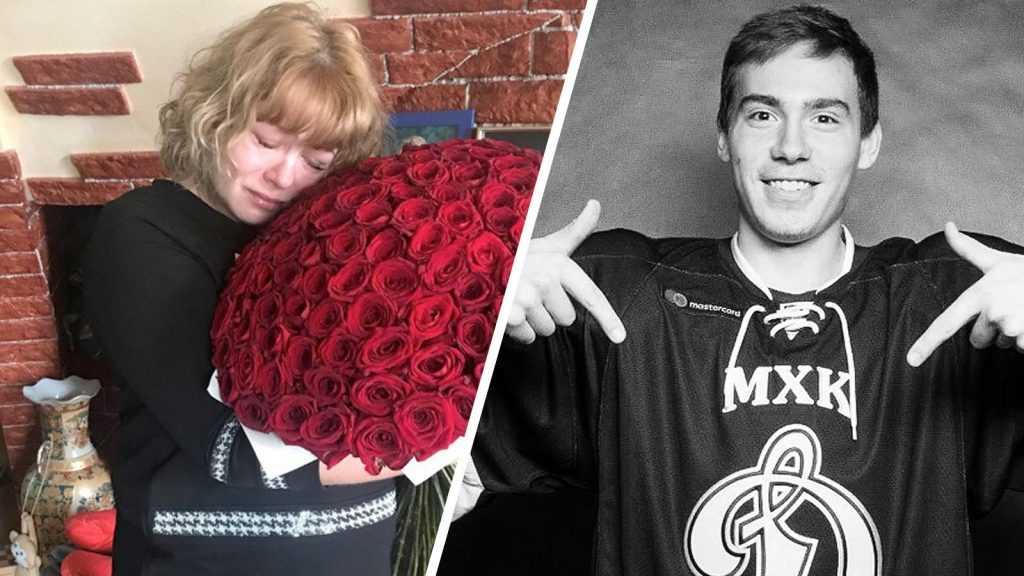 Мать погибшего хоккеиста Файзутдинова обратилась к спортсмену, бросившему шайбу в ее сына