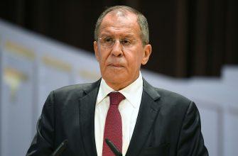 Министр Лавров: России нужно отказаться от западных платежных систем