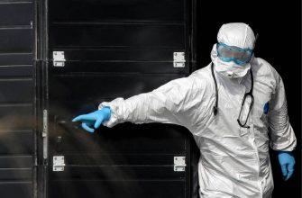 Минздрав РФ: пандемия закончится к середине года