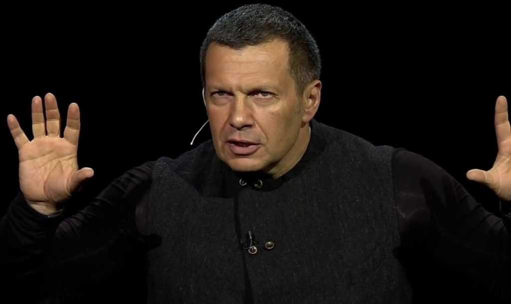 Владимир Соловьев: нужно запретить осужденным давать интервью