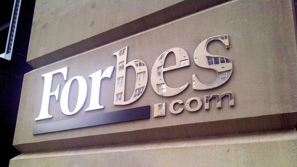 Forbes признал Сбербанк самым надежным российским банком