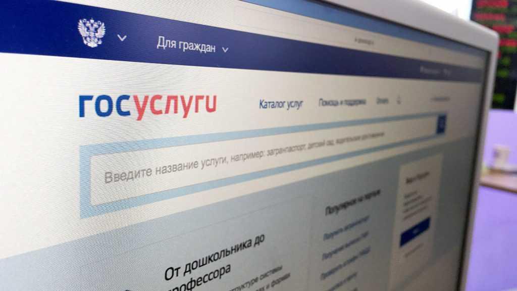 Россиян предупредили о мошенниках, действующих под видом представителей «Госуслуг»