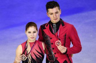 Россияне снова завоевали золотые медали на ЧМ 2021 года по фигурному катанию