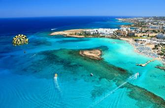 Россияне смогут посетить Кипр 1 апреля без карантина