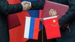 В ЕС обеспокоены сближением России и Китая