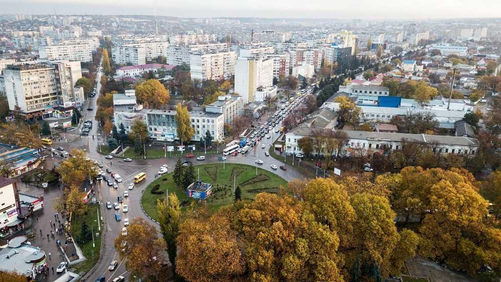 В центральной части России ожидается резкое потепление