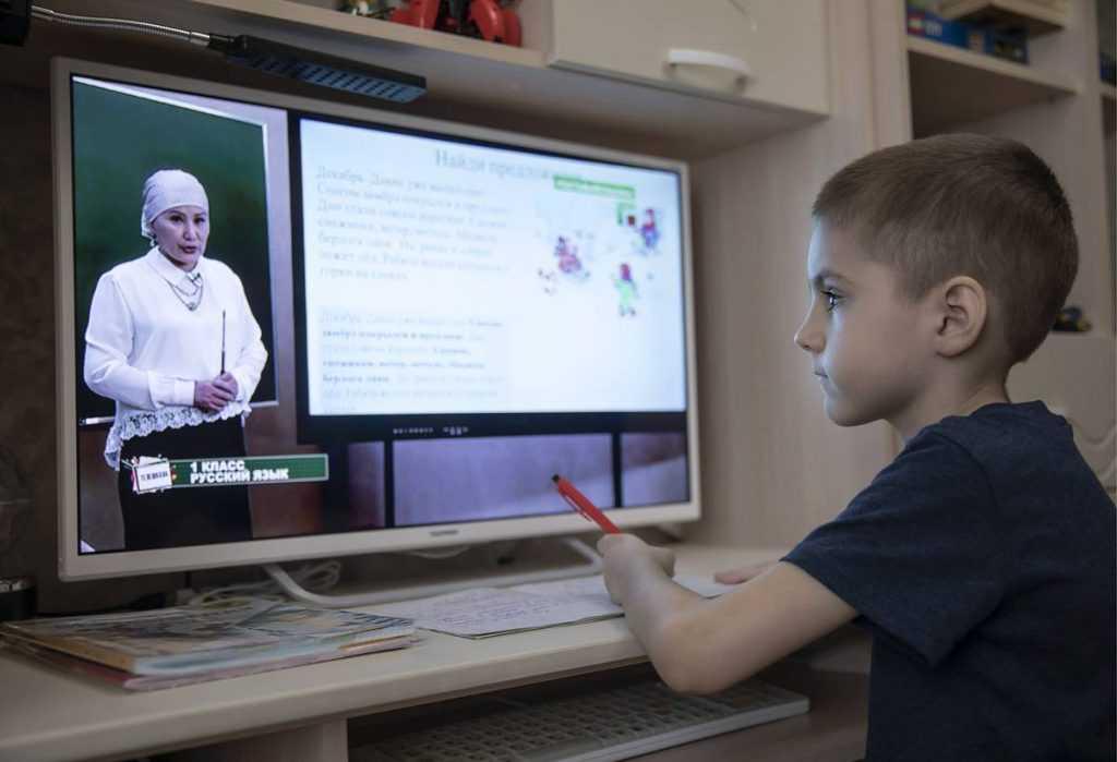 В российских школах будет запущен аналог Zoom