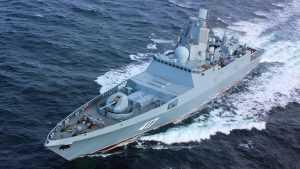 Россия может направить корабли и подлодки, оснащенные гиперзвуковыми ракетами, к берегам Кубы и Венесуэлы