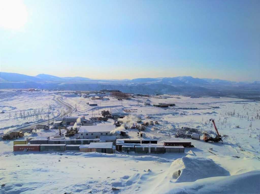 МегаФон планирует провести связь к евразийскому медному месторождению