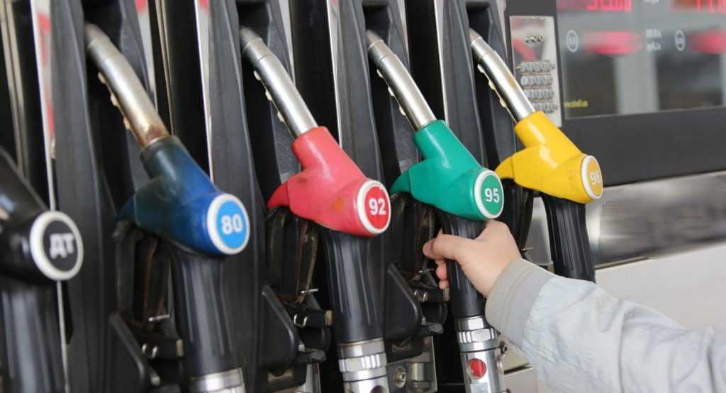 Минэнерго обосновали рост цен на бензин в марте 2021 года
