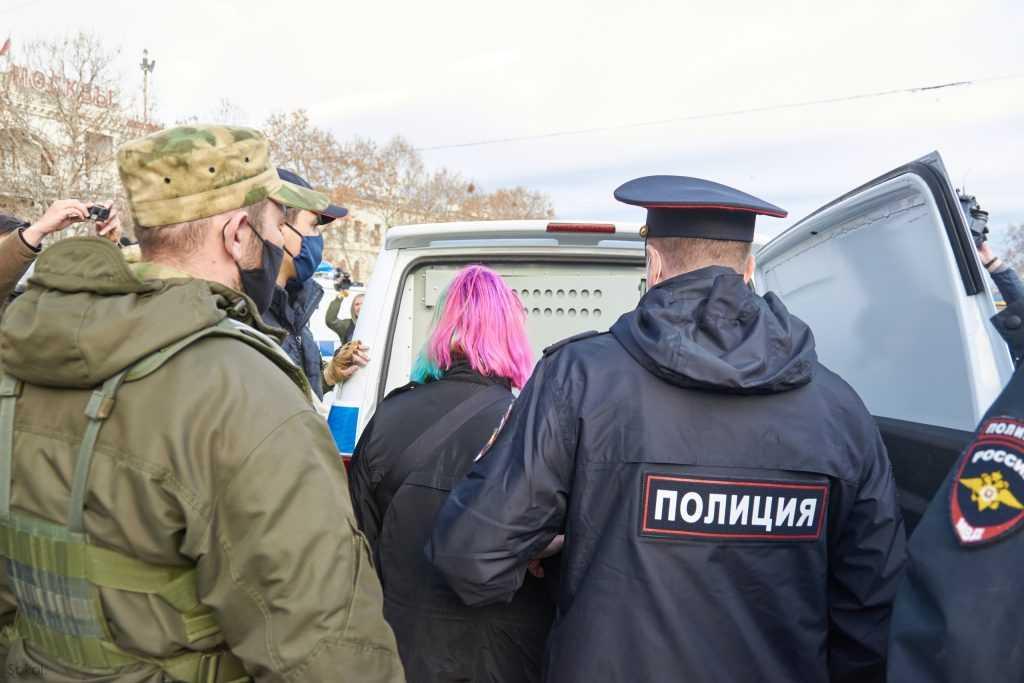 Севастополь стал лидером по росту уровня преступности в 2020 году