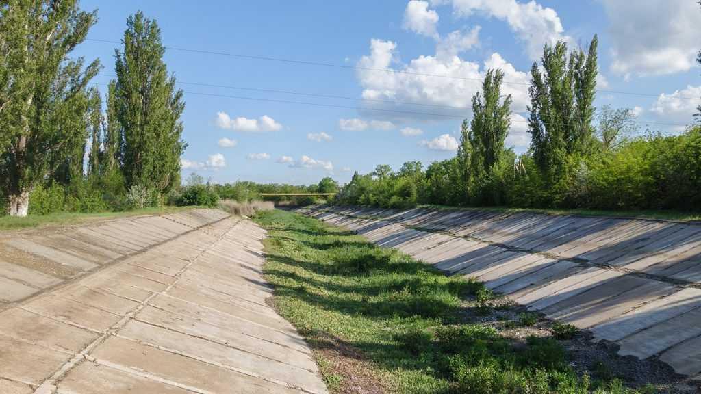 В Крыму планируют обратиться в ООН с жалобой на водную блокаду