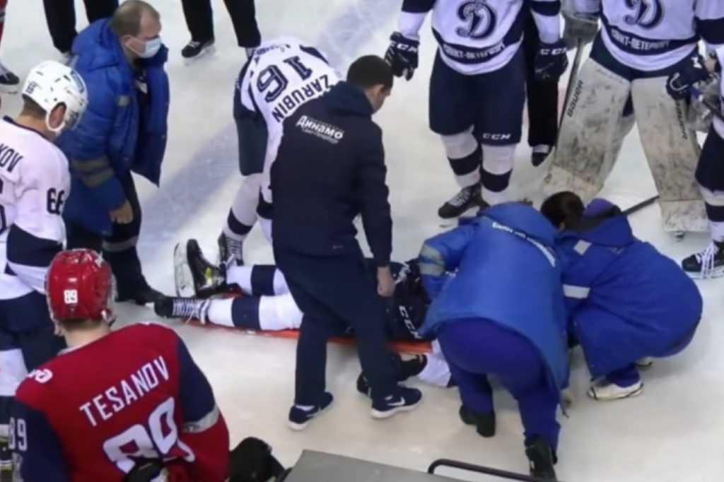 В Челябинске простились с хоккеистом Тимуром Файзутдиновым