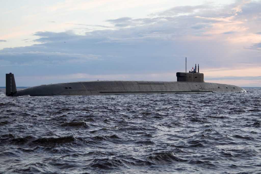 До конца года российские ВМФ получат три новые подлодки