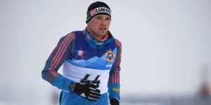 Артем Мальцев выиграл индивидуальную гонку на чемпионате России по горным лыжам