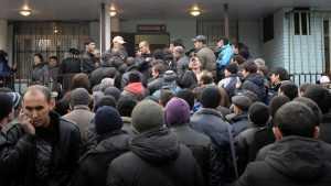Мигрантов в России обяжут регистрироваться в специальных реестрах