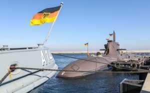 Немецкие подводные лодки оснащают устройствами российского производства