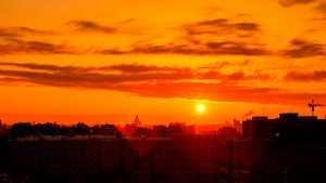Тишковец прогнозирует России «персиковое» лето