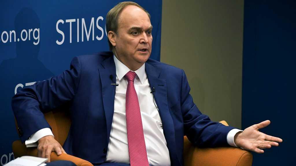 Анатолий Антонов – посол России в США прибыл на родину
