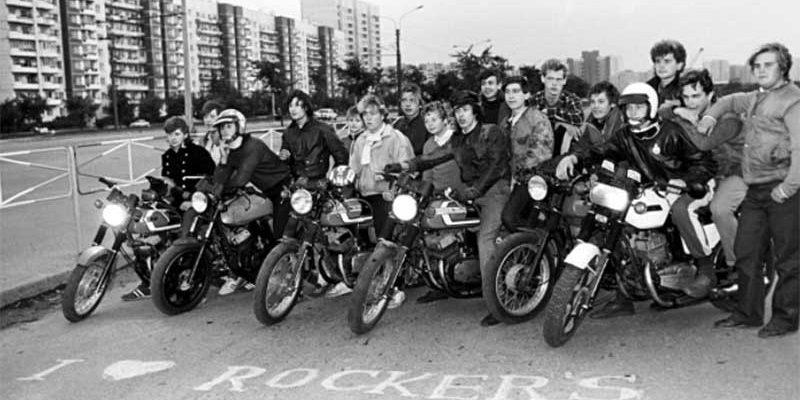 Байкеры СССР и их впечатляющие мотопробеги